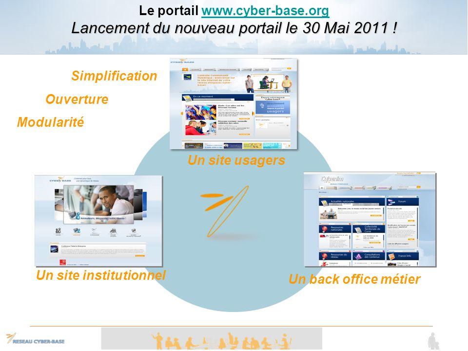 Le portail www. cyber-base