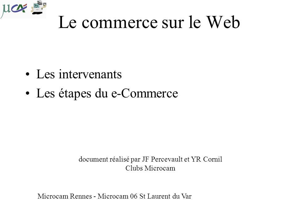 document réalisé par JF Percevault et YR Cornil