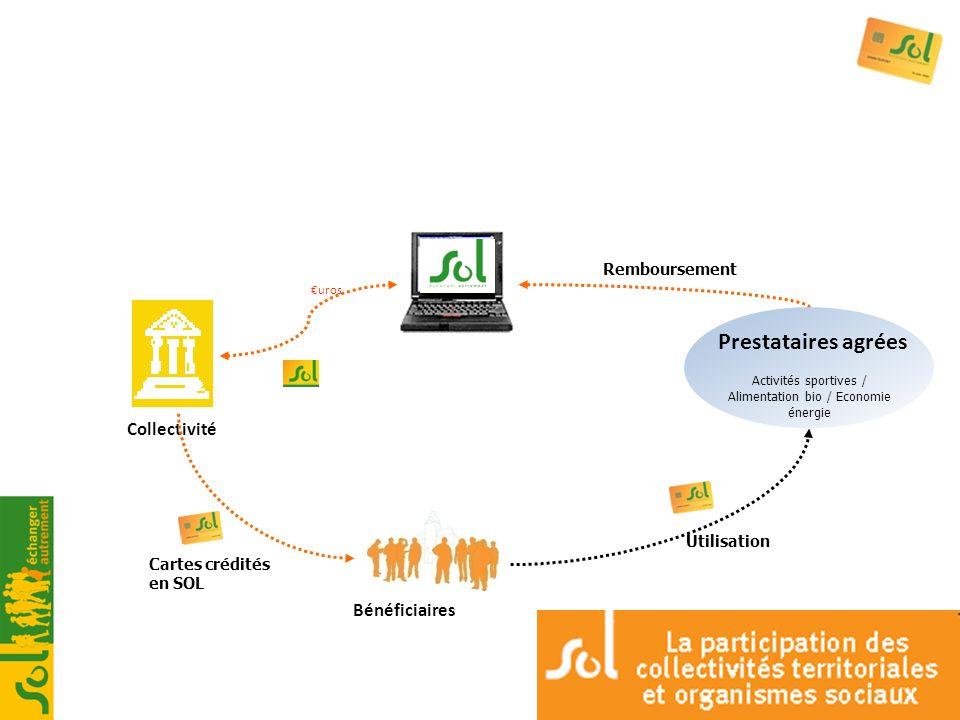 Activités sportives / Alimentation bio / Economie énergie