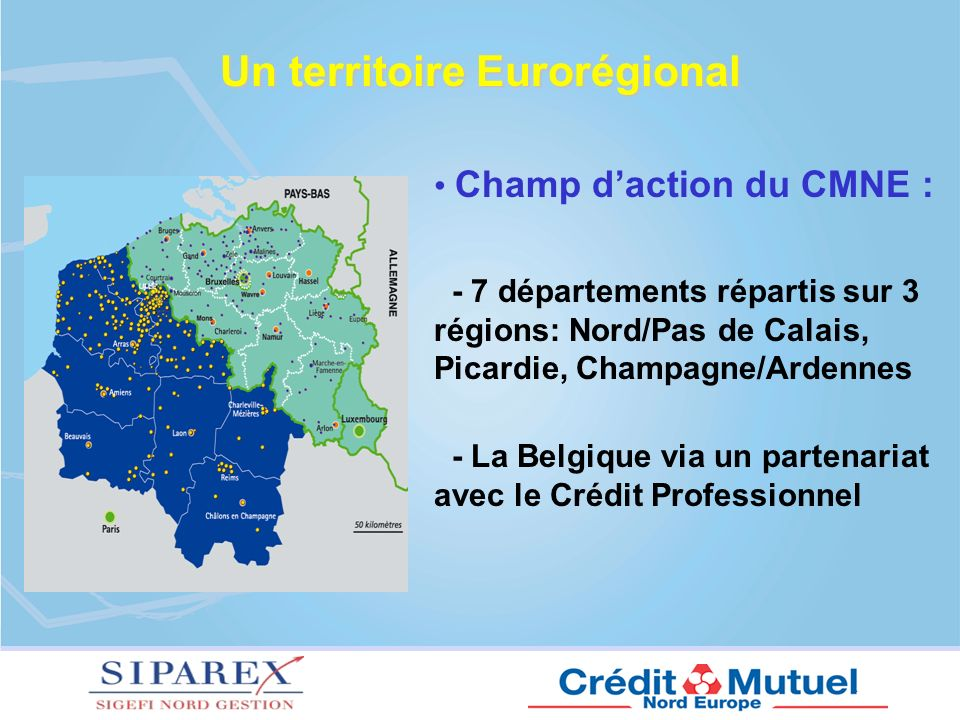 Un territoire Eurorégional