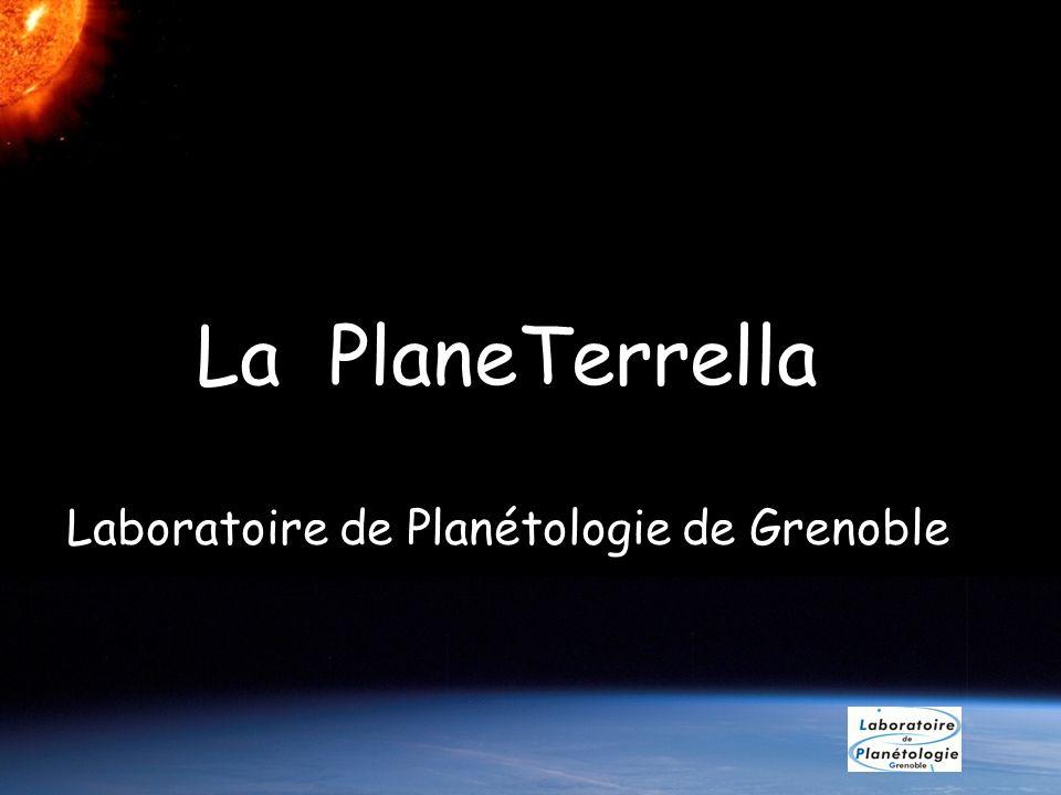 Laboratoire de Planétologie de Grenoble