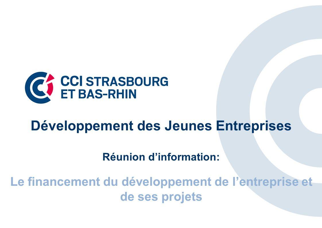 Développement des Jeunes Entreprises Réunion d'information: