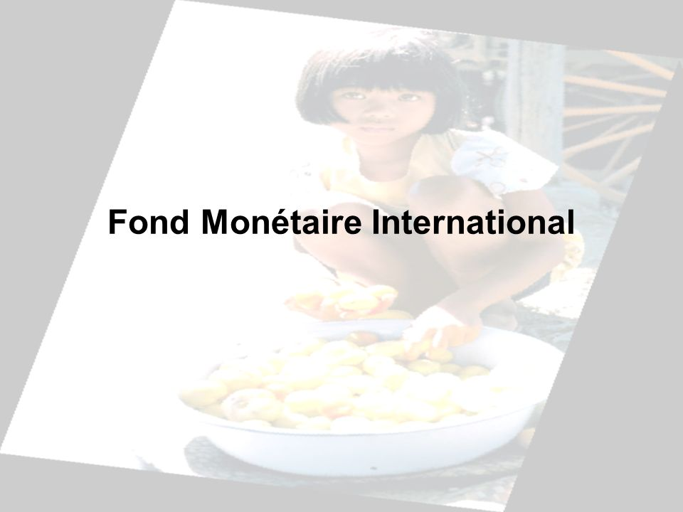 Fond Monétaire International