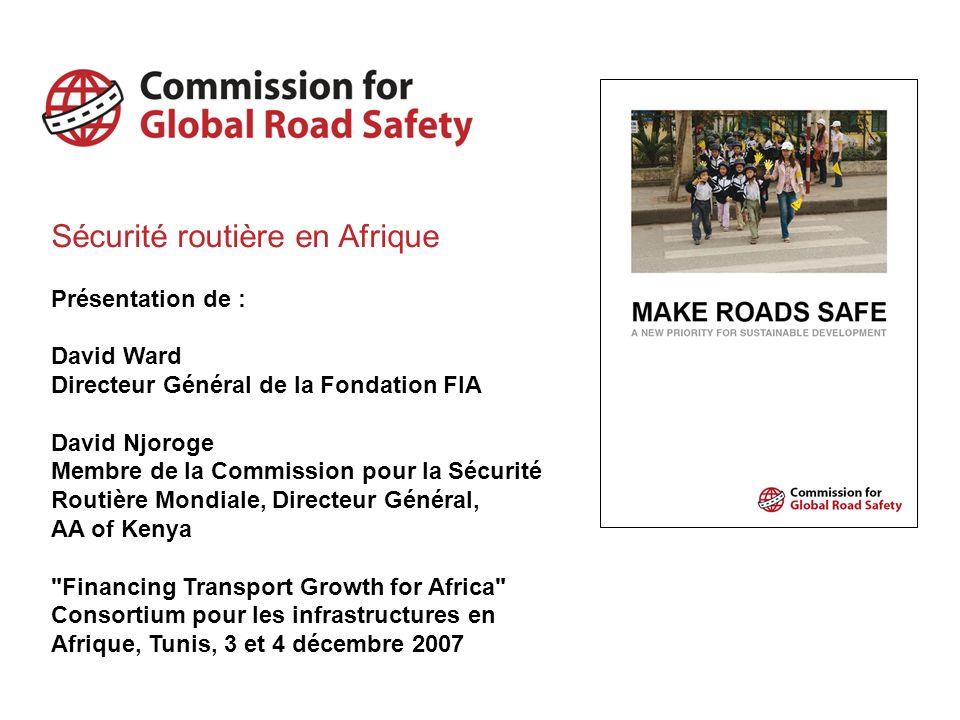 Sécurité routière en Afrique