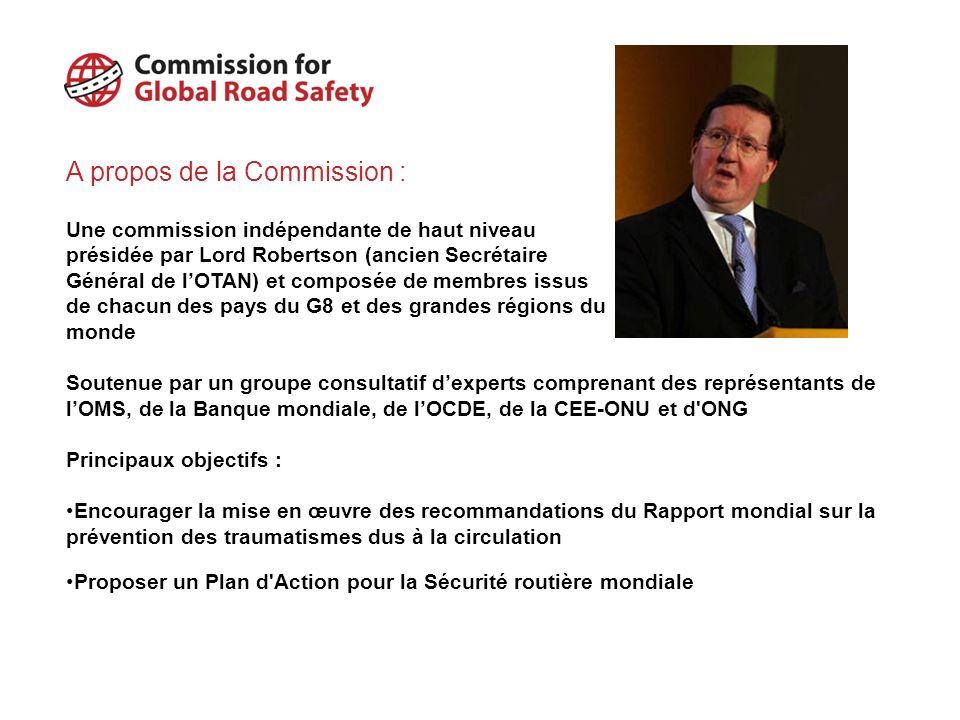 A propos de la Commission :