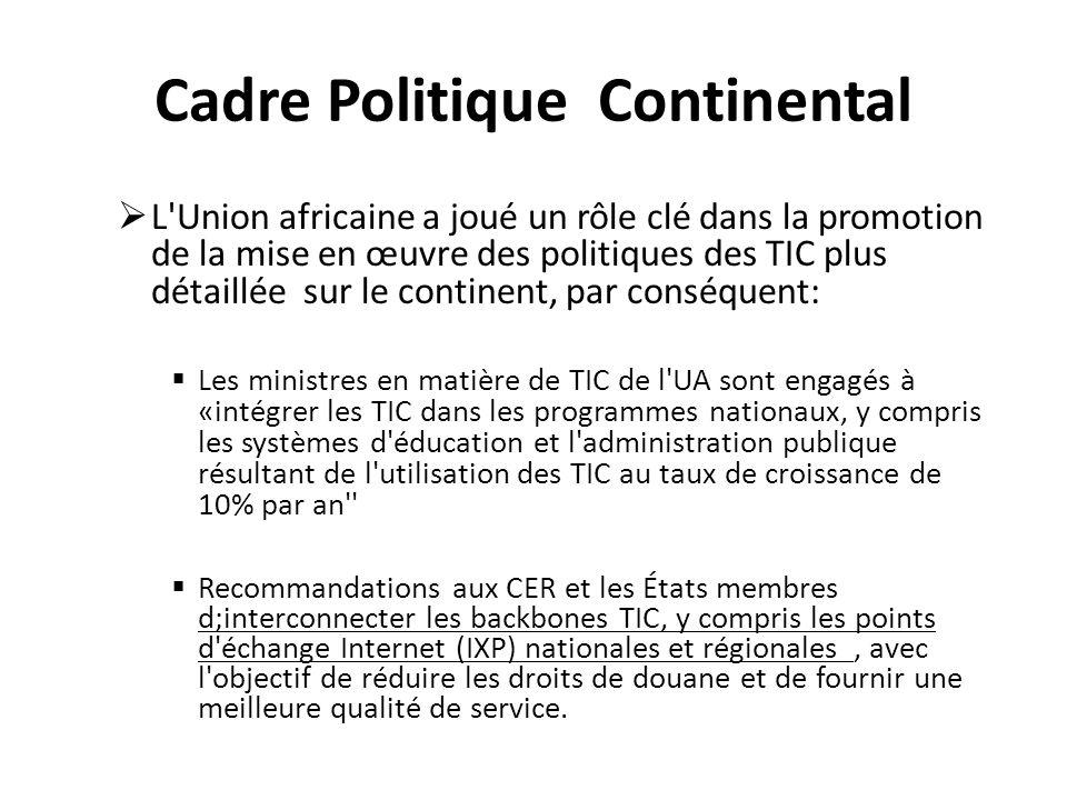 Cadre Politique Continental