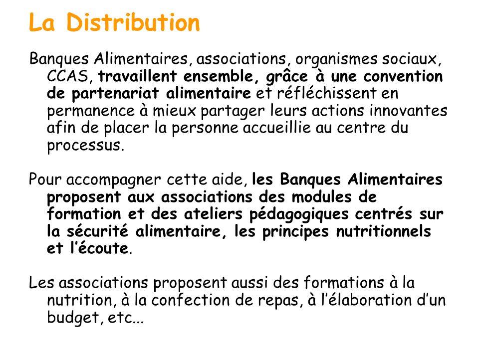 La Distribution La distribution