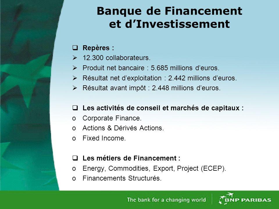 Banque de Financement et d'Investissement