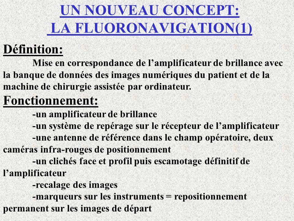UN NOUVEAU CONCEPT: LA FLUORONAVIGATION(1)