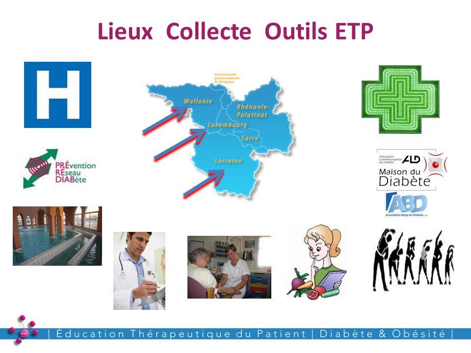 Lieux Collecte Outils ETP