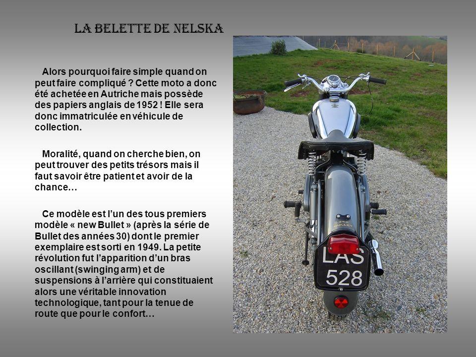 la Belette de Nelska