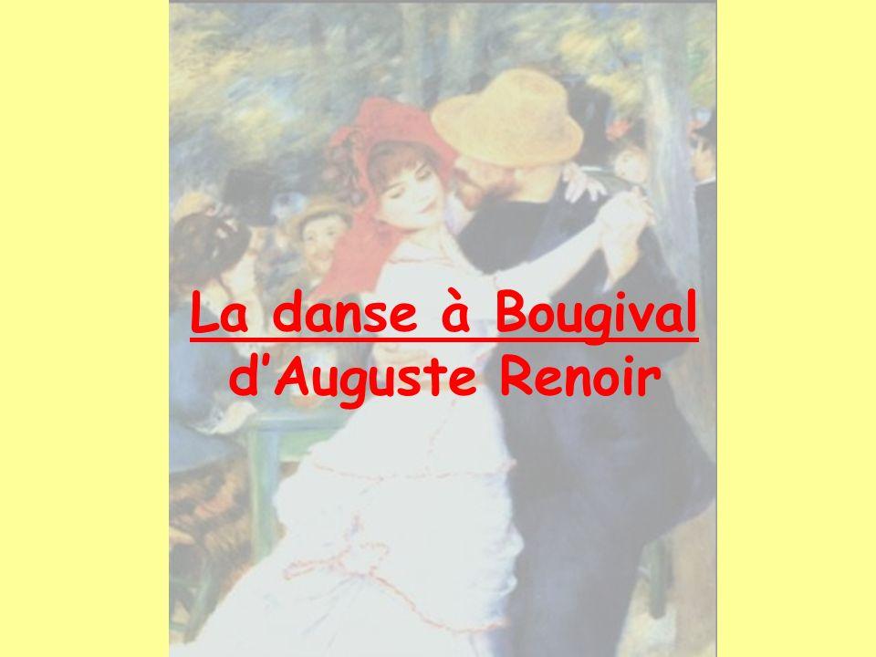 La danse à Bougival d'Auguste Renoir