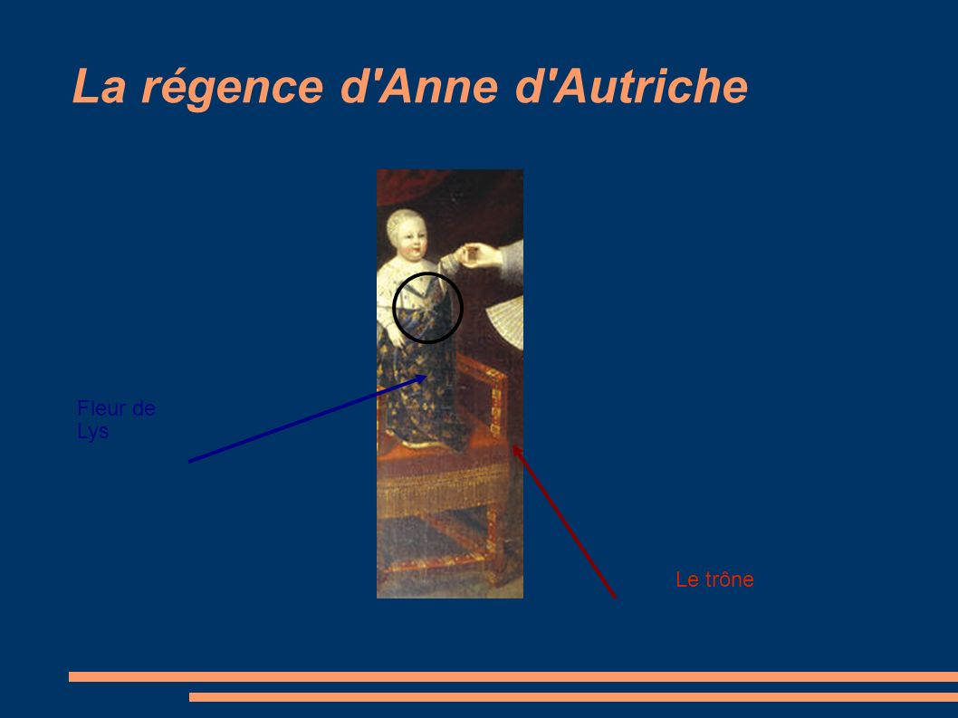 La régence d Anne d Autriche