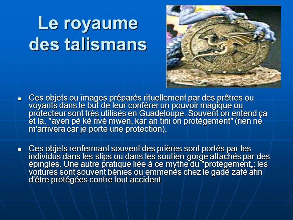 Le royaume des talismans