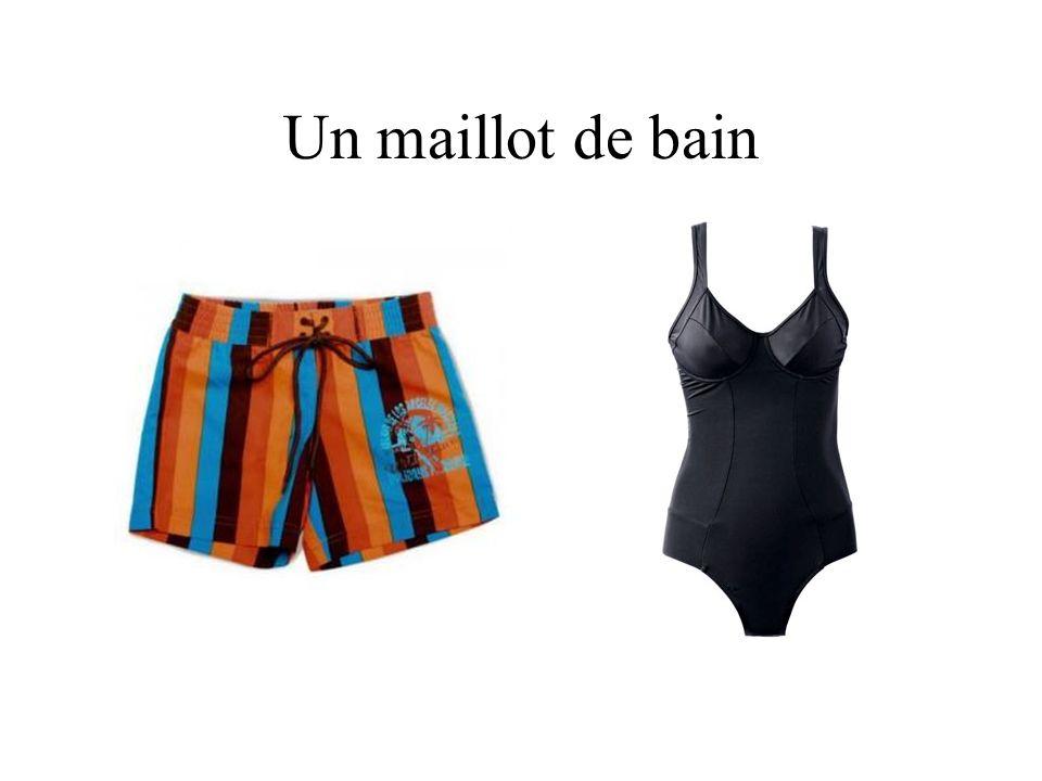 Un maillot de bain