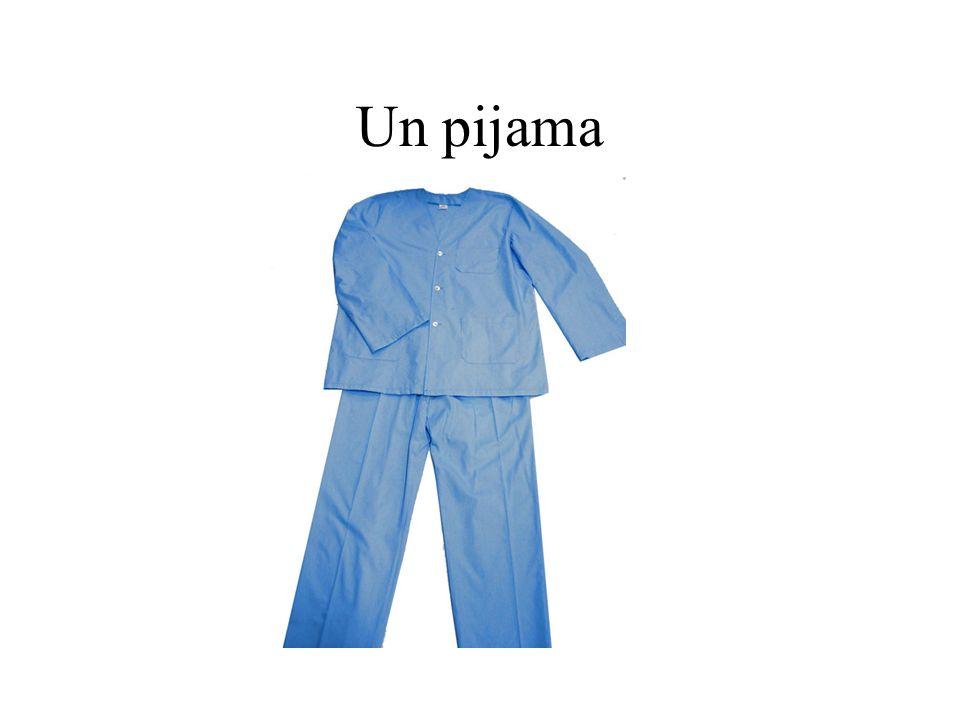 Un pijama