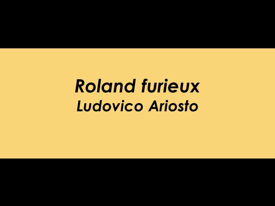 Roland furieux Ludovico Ariosto