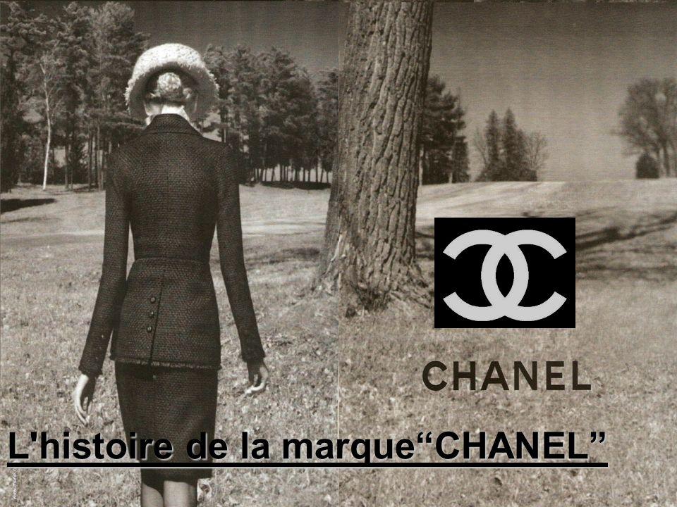 L histoire de la marque CHANEL