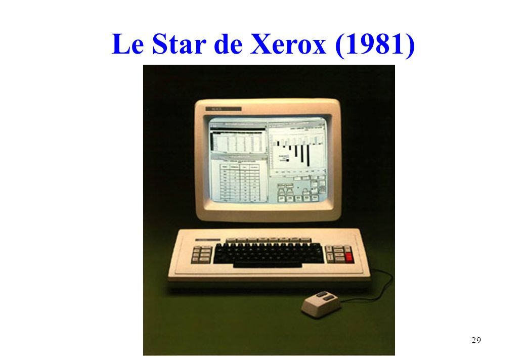 Le Star de Xerox (1981)