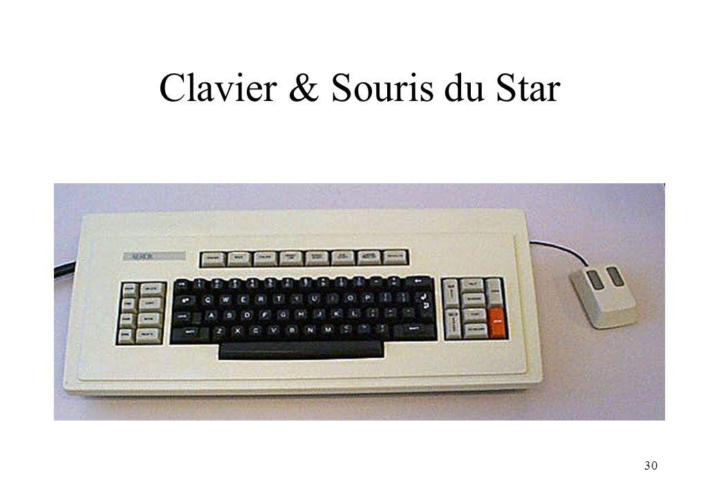 Clavier & Souris du Star