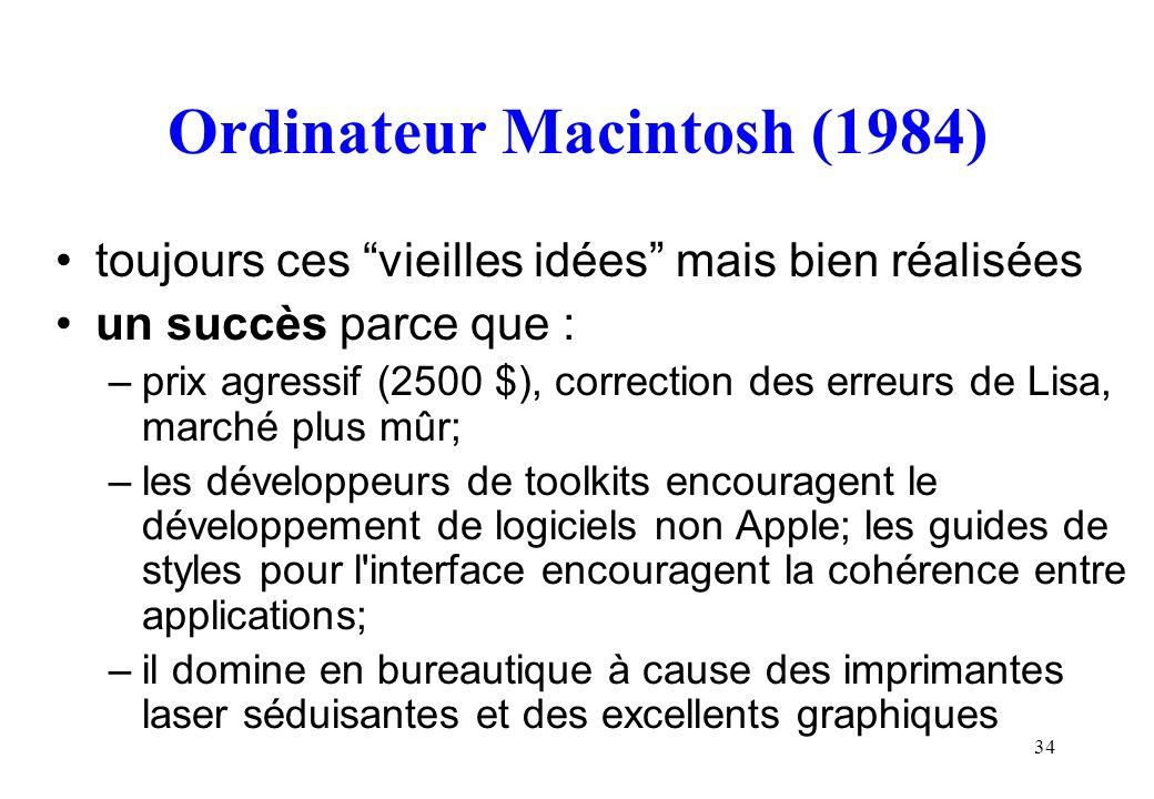 Ordinateur Macintosh (1984)
