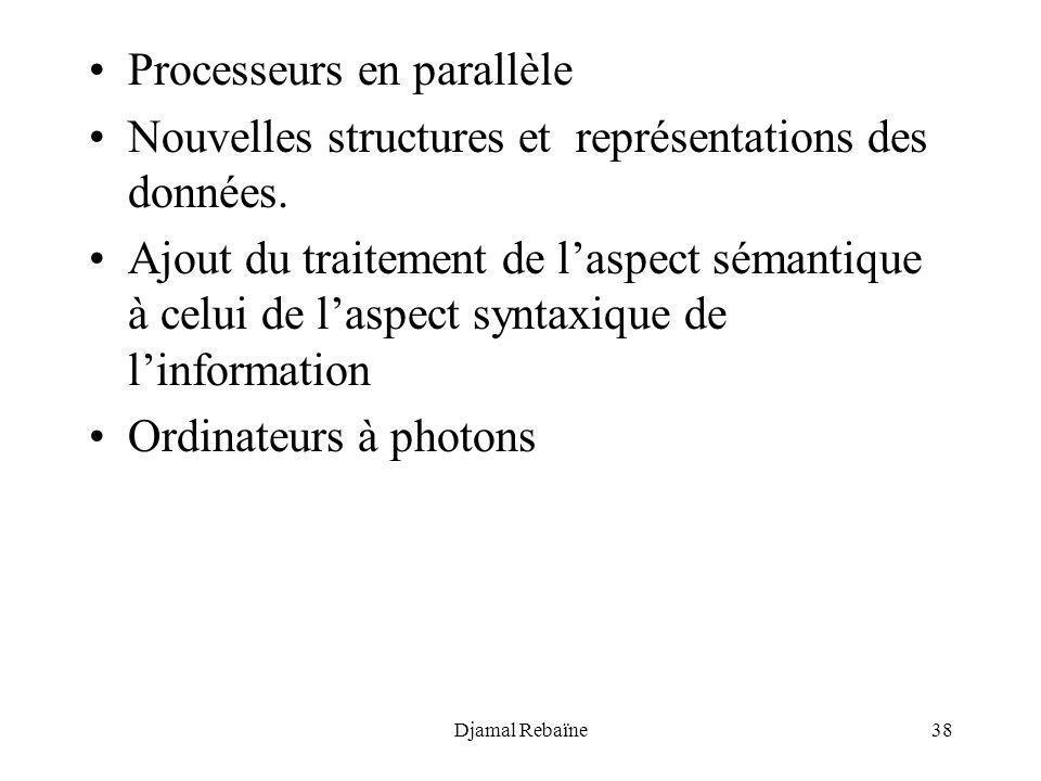 Processeurs en parallèle