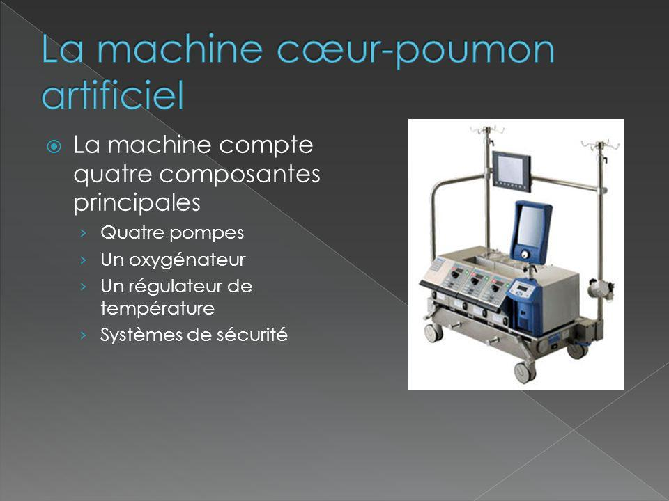 La machine cœur-poumon artificiel