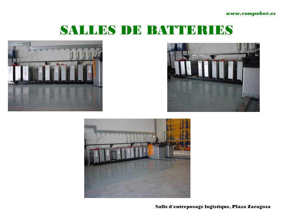 SALLES DE BATTERIES www.compobat.es