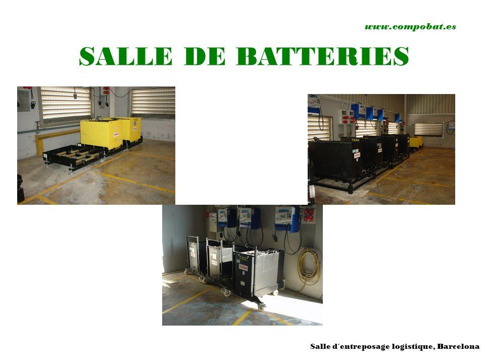 SALLE DE BATTERIES www.compobat.es
