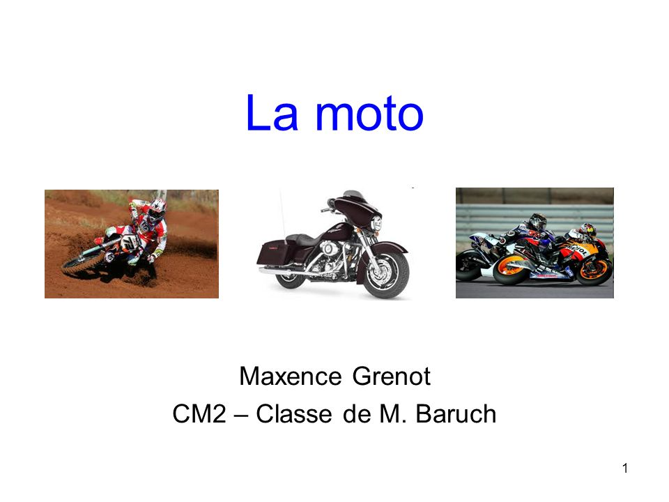 Maxence Grenot CM2 – Classe de M. Baruch