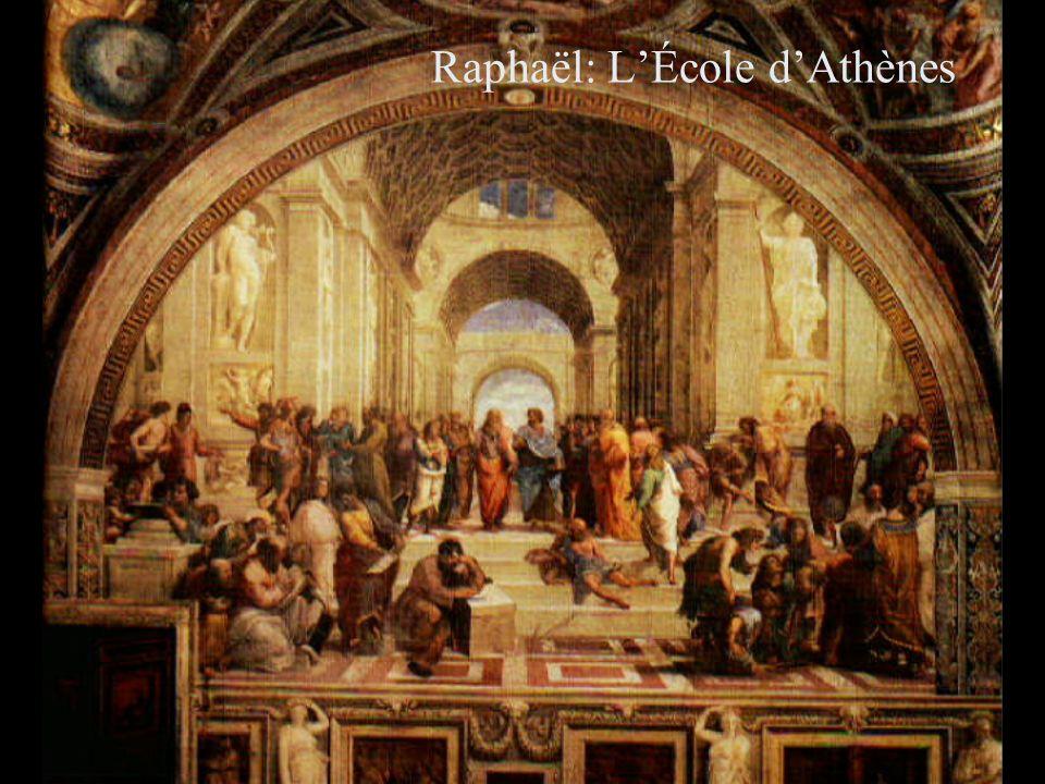 Raphaël: L'École d'Athènes