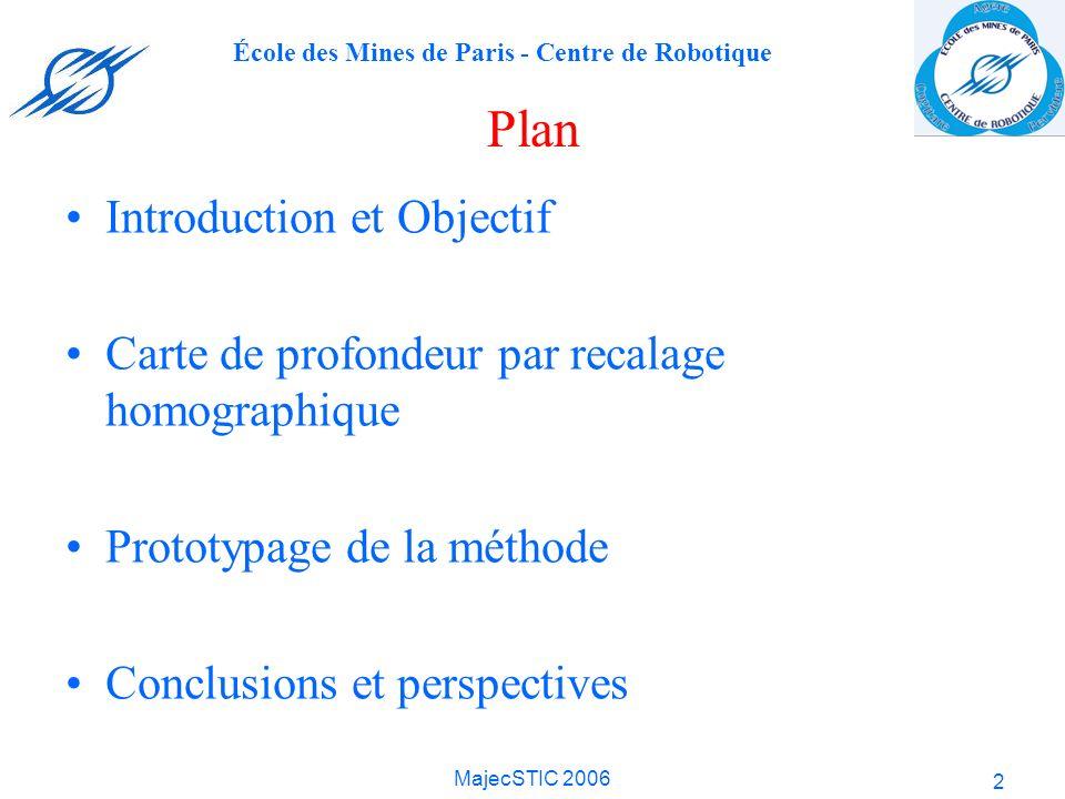 Plan Introduction et Objectif