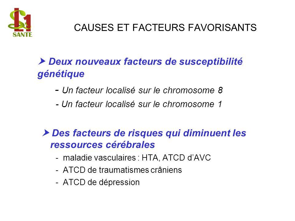 CAUSES ET FACTEURS FAVORISANTS