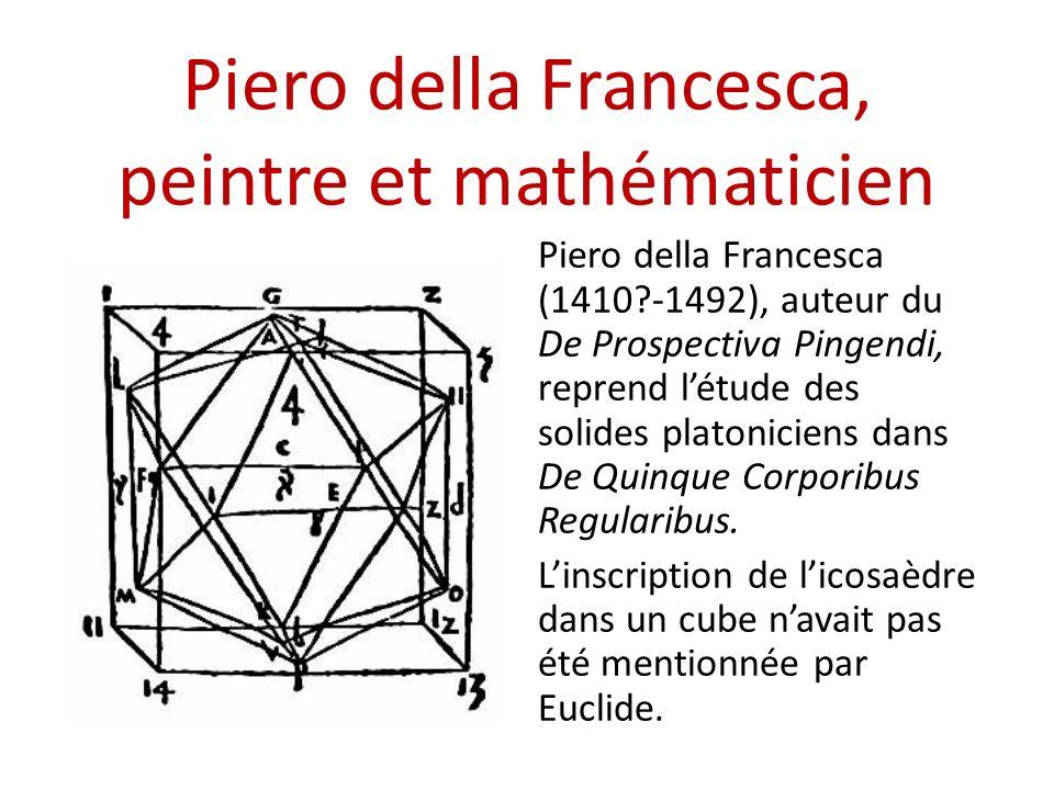 Piero della Francesca, peintre et mathématicien