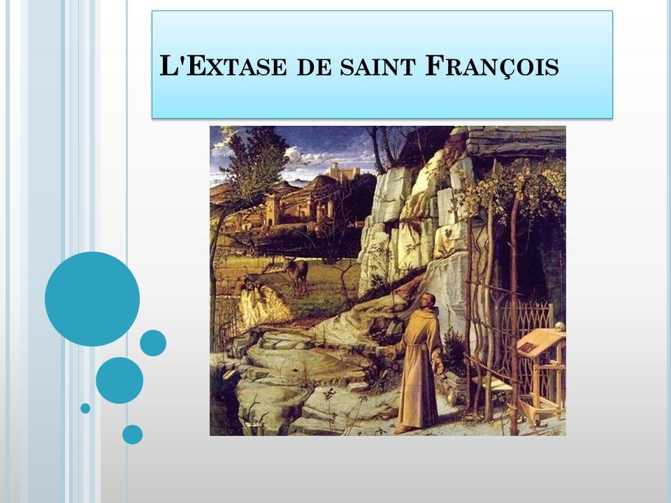 L Extase de saint François