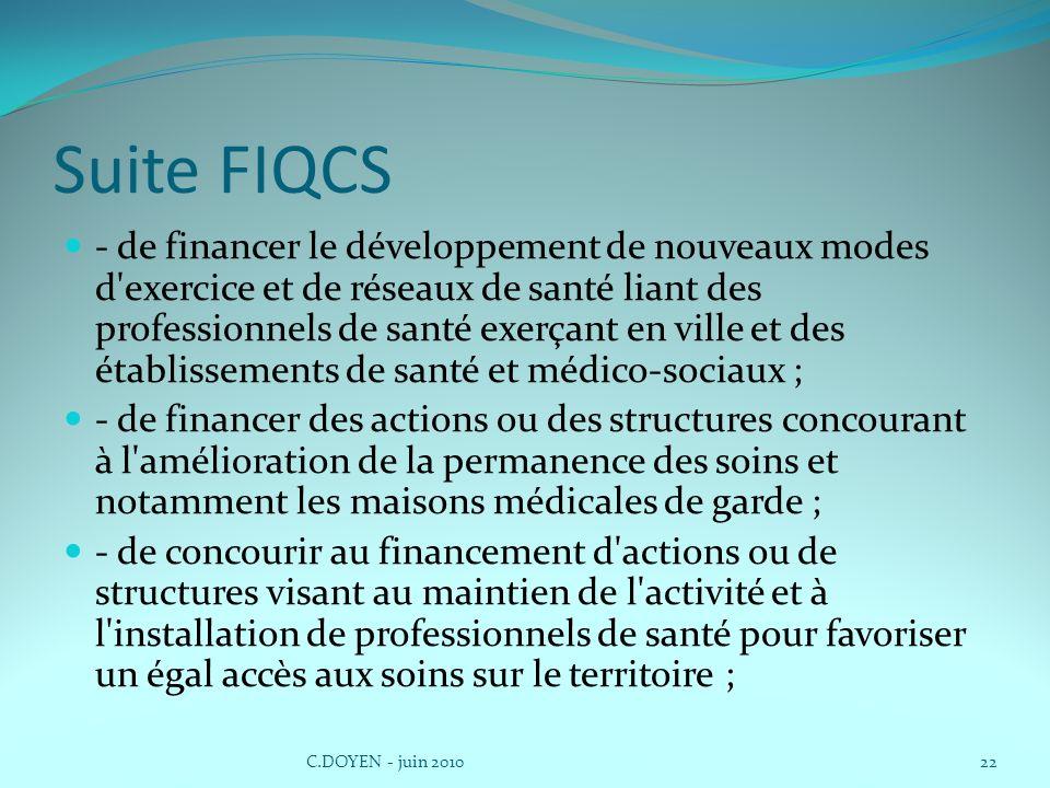 Suite FIQCS