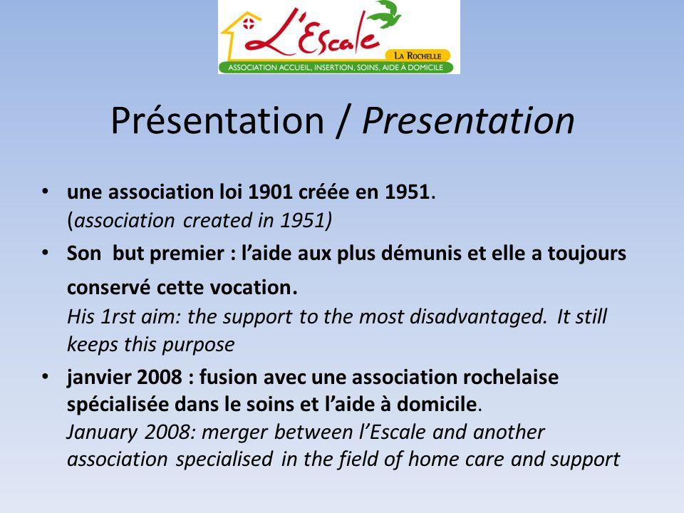 Présentation / Presentation