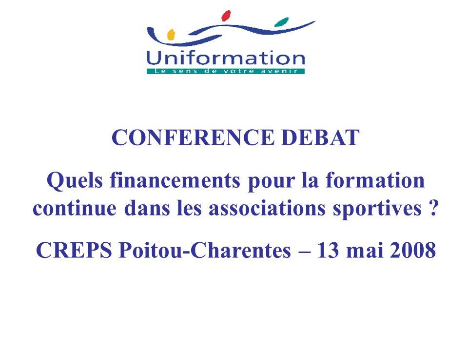 CREPS Poitou-Charentes – 13 mai 2008