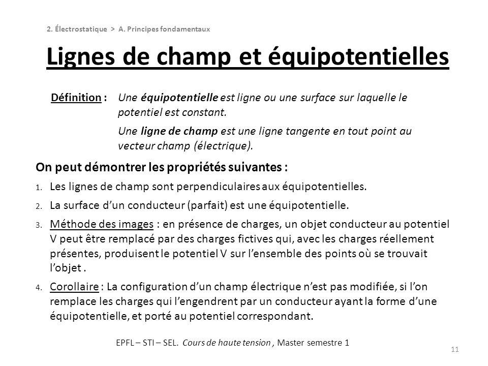 Chapitre 2 lectrostatique ppt t l charger for Haute tension definition