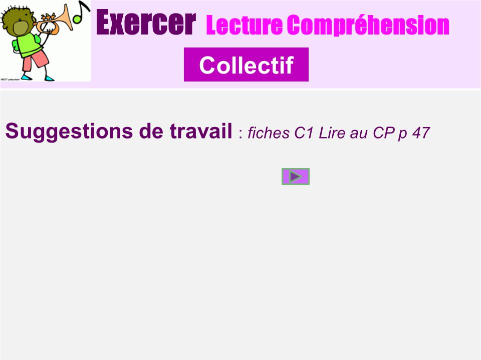 Collectif Exercer Lecture Compréhension
