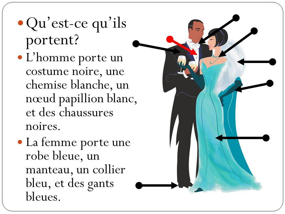 Unit 02 shopping fran ais 3 madame black ppt t l charger for Qu est ce qu une robe de trompette