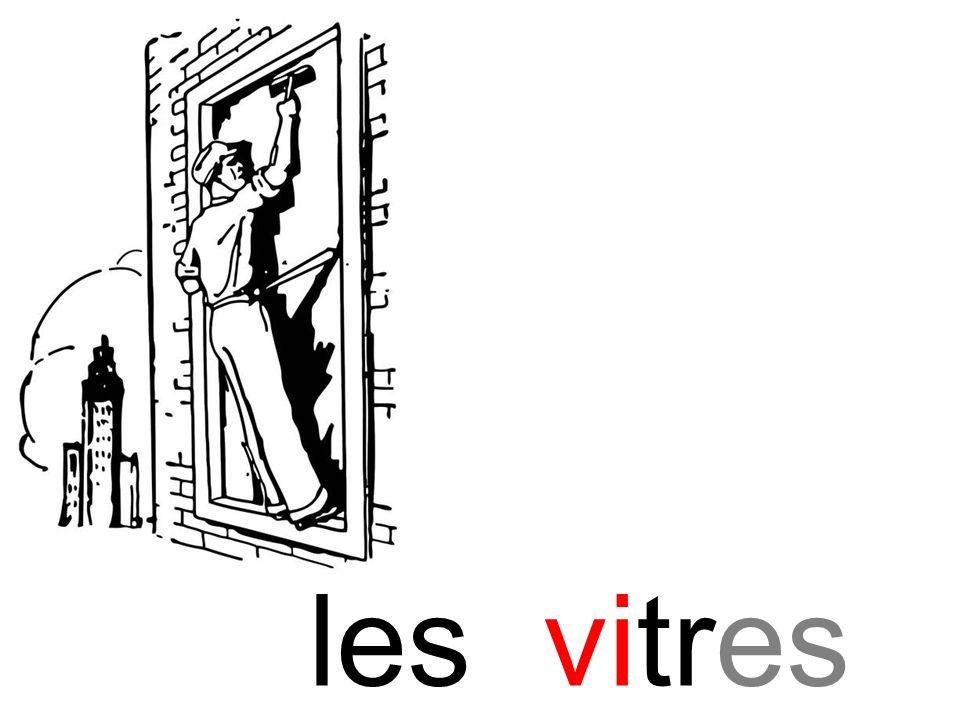 vitres les vitres