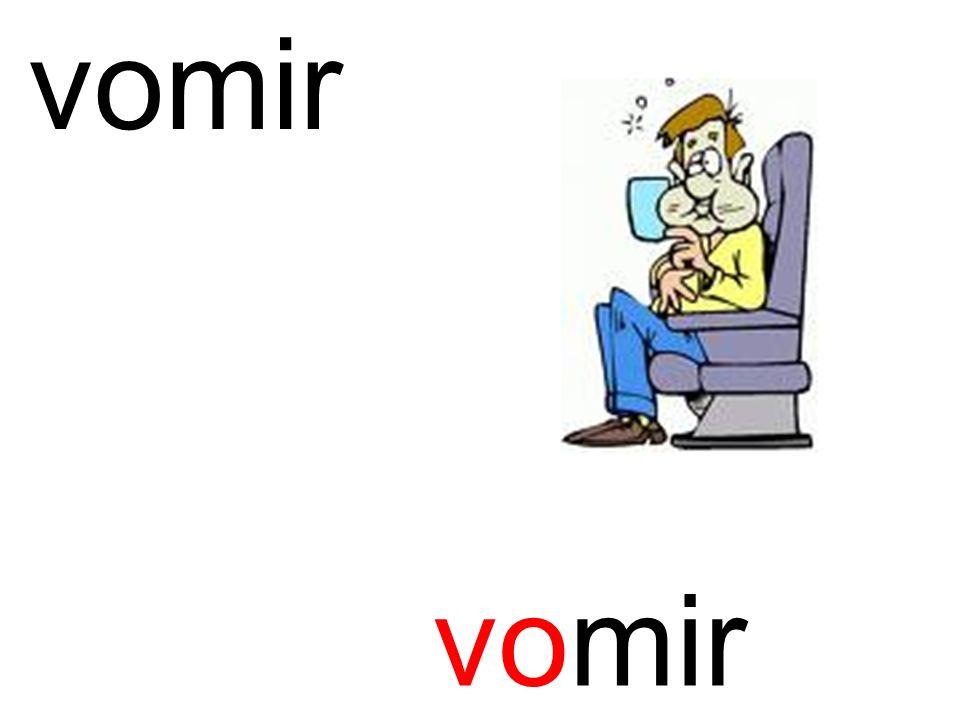 vomir vomir
