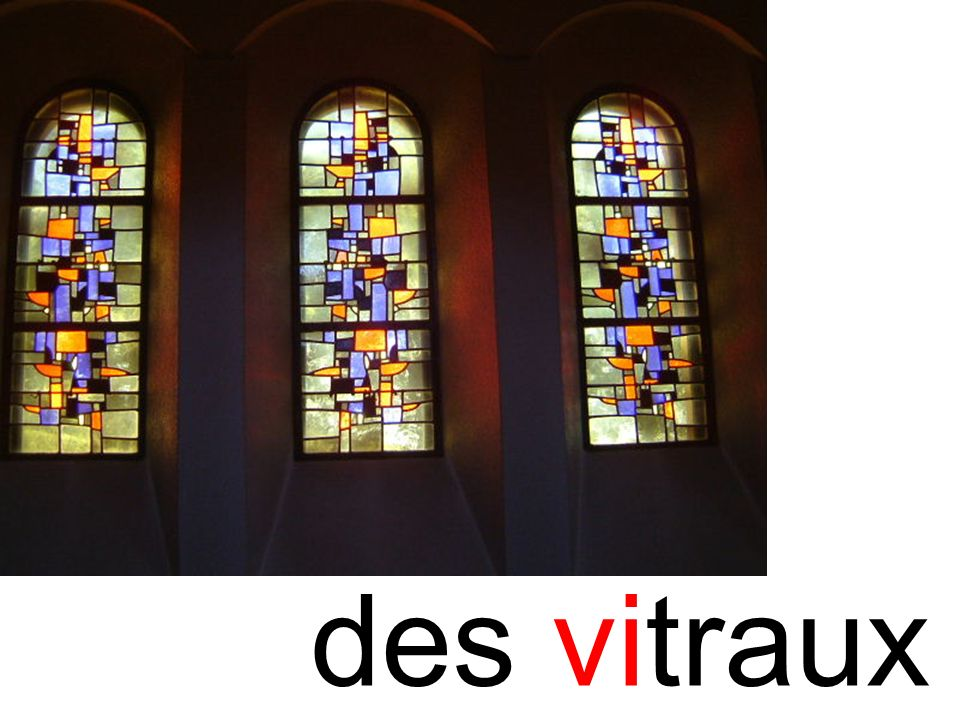 vitraux des vitraux