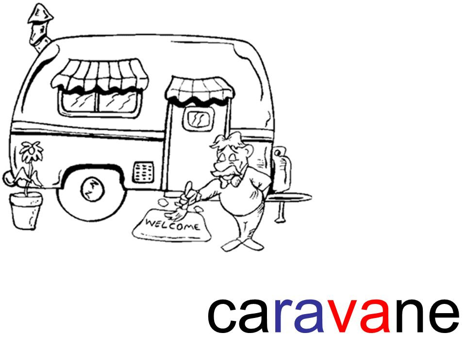 caravane caravane