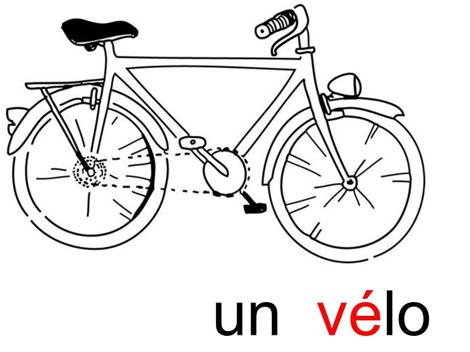 vélo un vélo