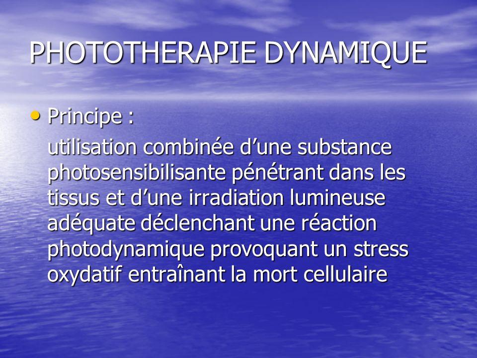 PHOTOTHERAPIE DYNAMIQUE