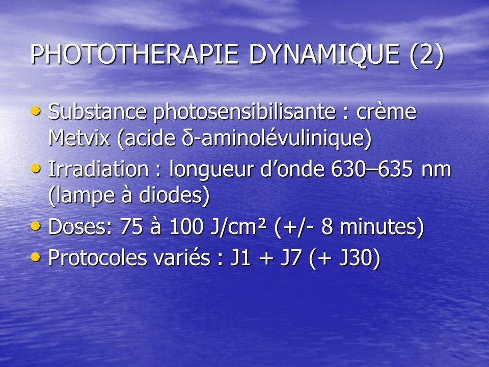 PHOTOTHERAPIE DYNAMIQUE (2)