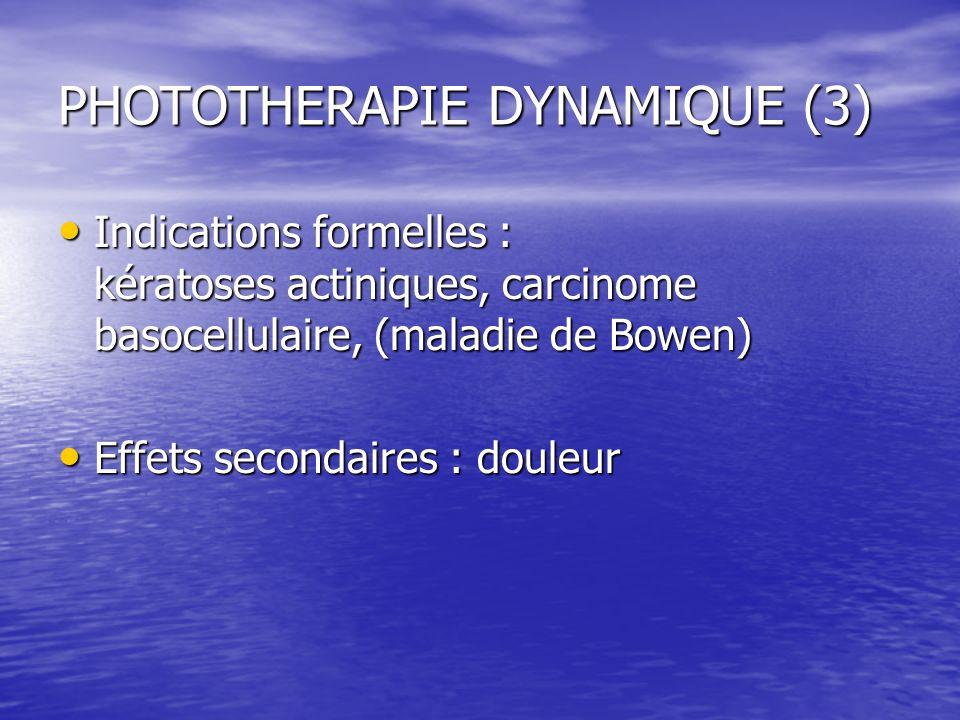 PHOTOTHERAPIE DYNAMIQUE (3)