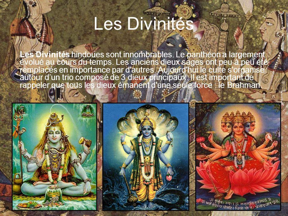 Les Divinités